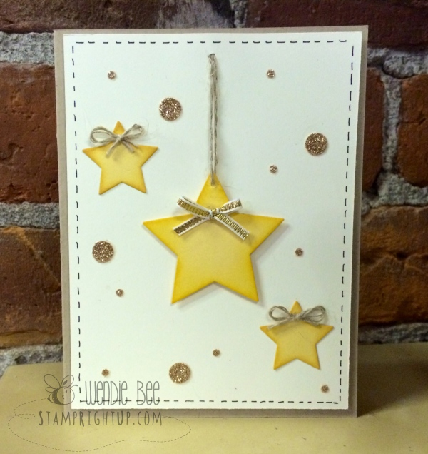 Get the set of star framelits FREE with the purchase of a Big Shot for the entire month of August!!