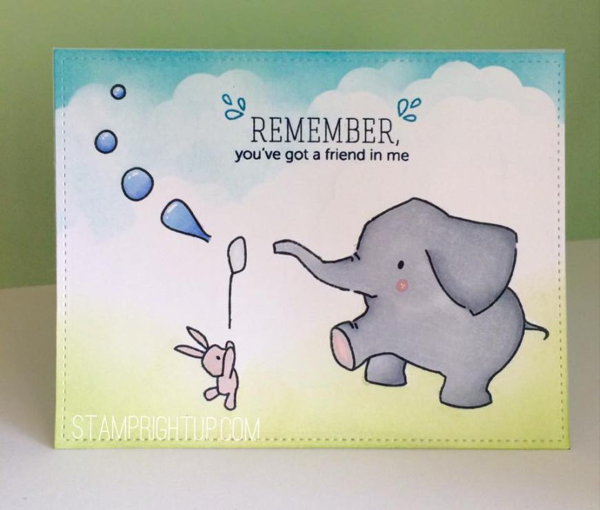 Mama Elephant_Ella and friends_Elephant_Wendie Bee_Stamp Right Up